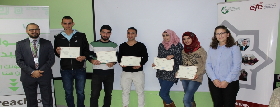 Conclusion of Training and Employment Program on Customer Care
