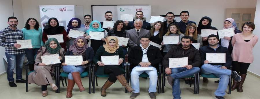 New Group of Fresh Graduates Ready to Work in Sales and Marketing