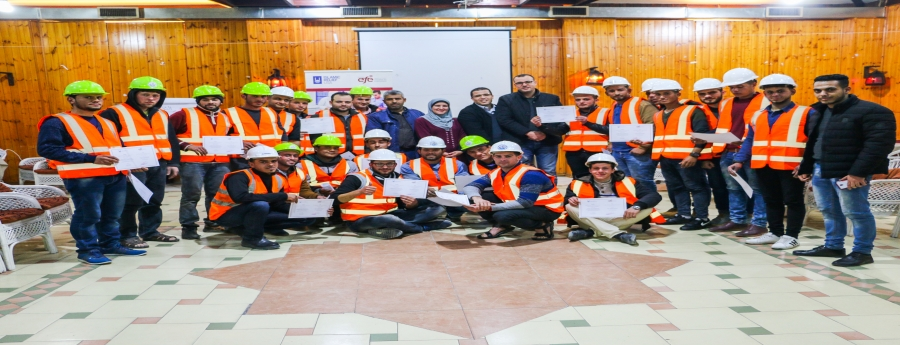 EFE-P encloses Construction Management Training